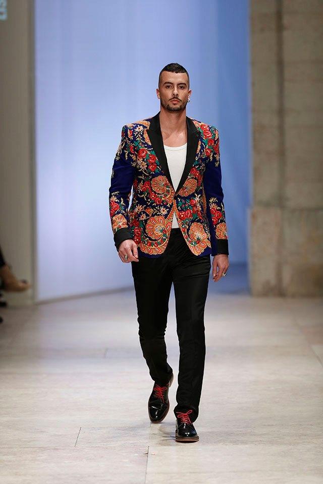 Lisbon fashion week 2013 - NUNO GAMA