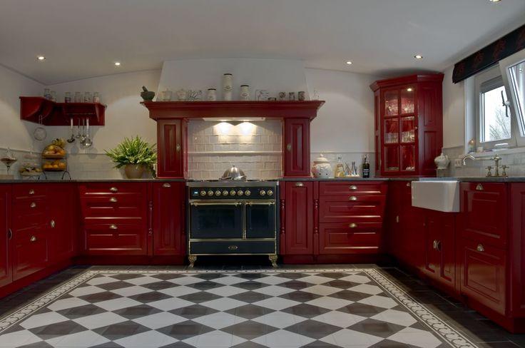 Een echte oud Hollandse keuken a real old Dutch Kitchen