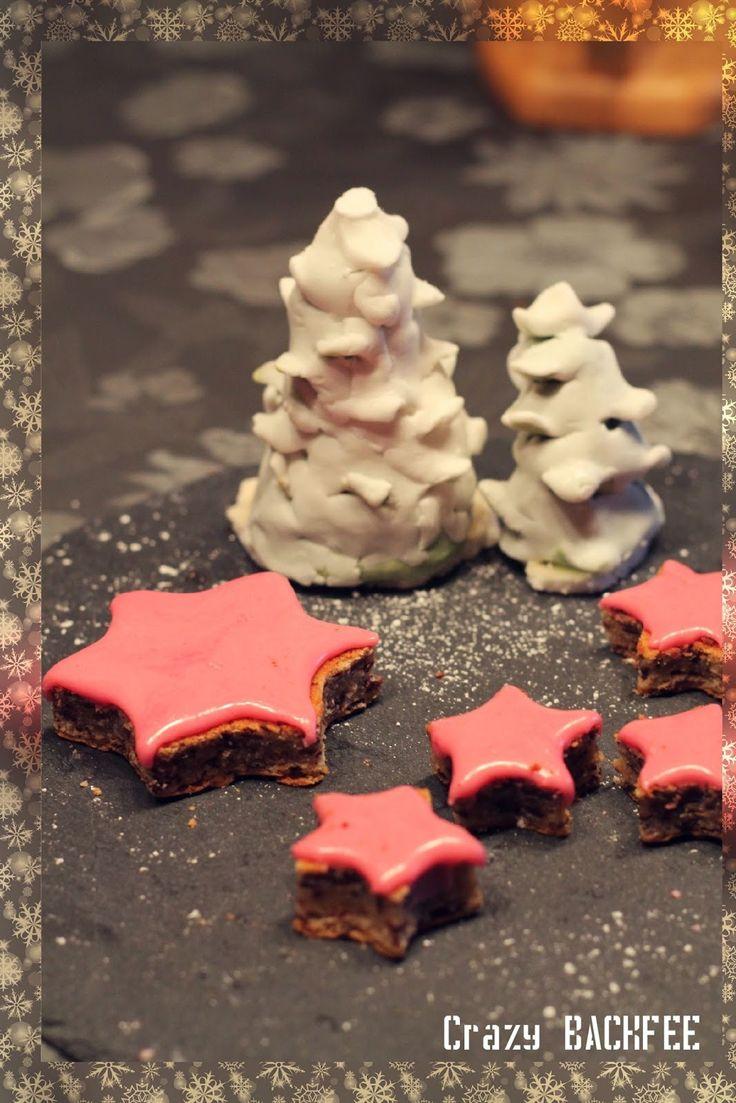 Lisbeth`s Cupcakes & Cookies: ♥ Glühwein Sterne