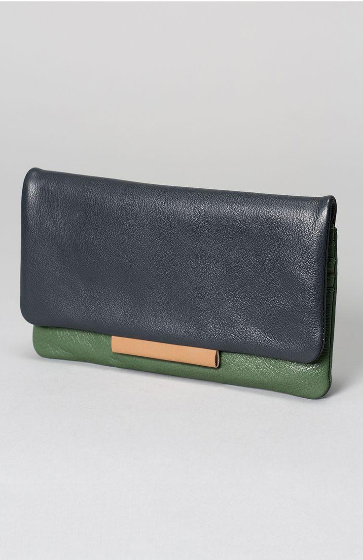 Farve Women's Leather Wallet | Elk