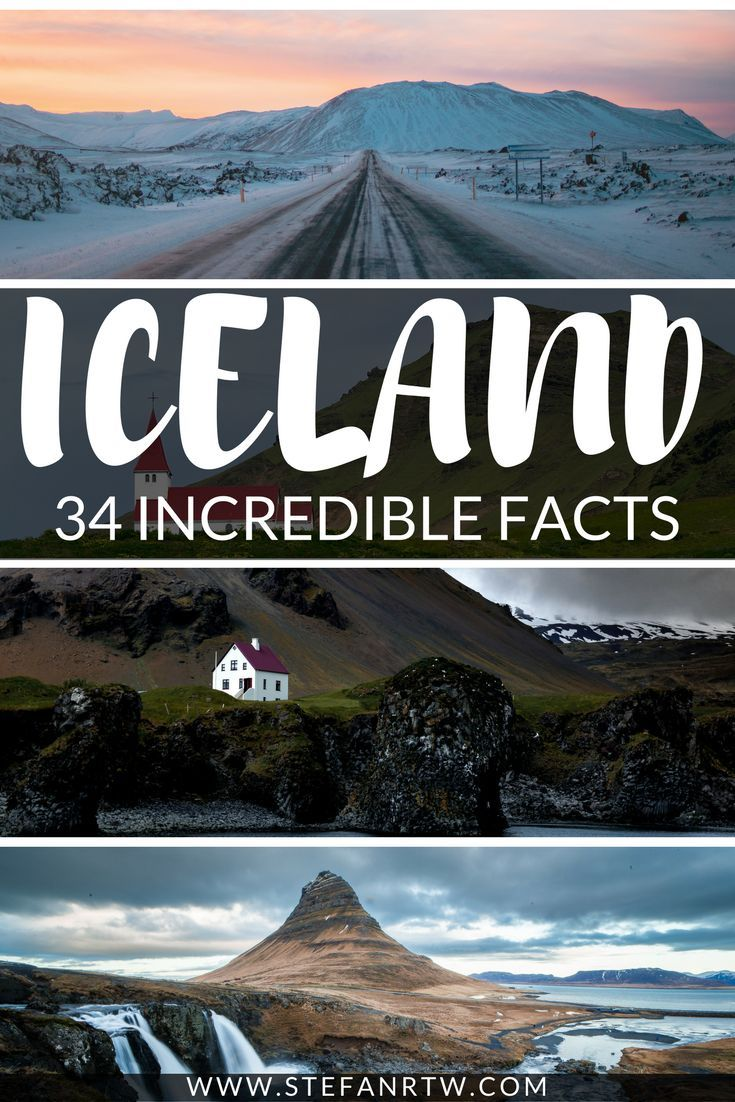 Iceland is a beautiful place to visit and in this post I want to share with you some of the best Iceland facts that I know. With tourism on the rise now is one of the best times to visit Iceland if you can. There are so many different things to do in Iceland, especially if you want to explore a beautiful scenic landscape. Be sure to check out this post if you want to learn more about some Iceland facts! #iceland