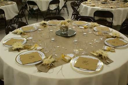 50th Wedding Anniversary Party Ideas to Celebrate Parents' Wedding ...