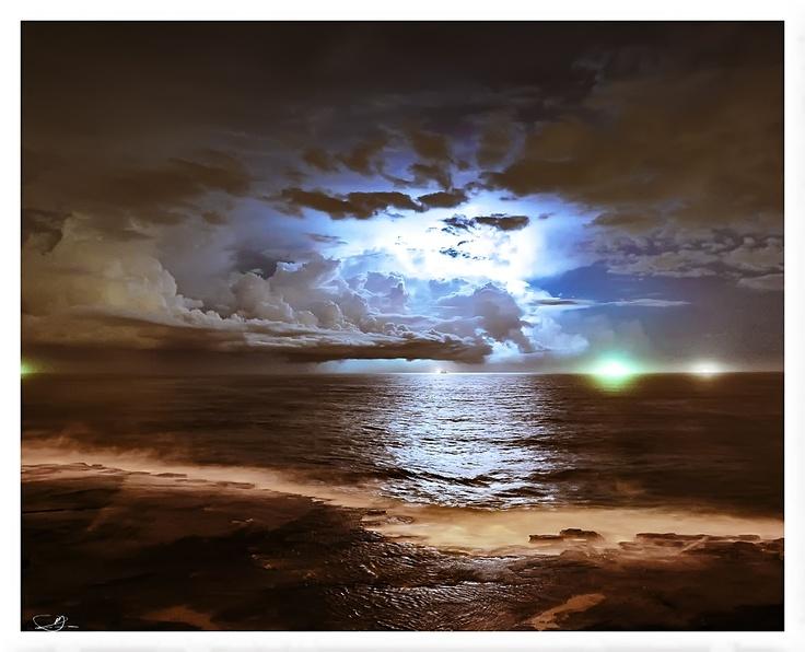 Stormy Coast I by mdomaradzki.deviantart.com on @deviantART