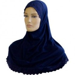 How to Make a One Piece Hijab in 5 Easy Steps