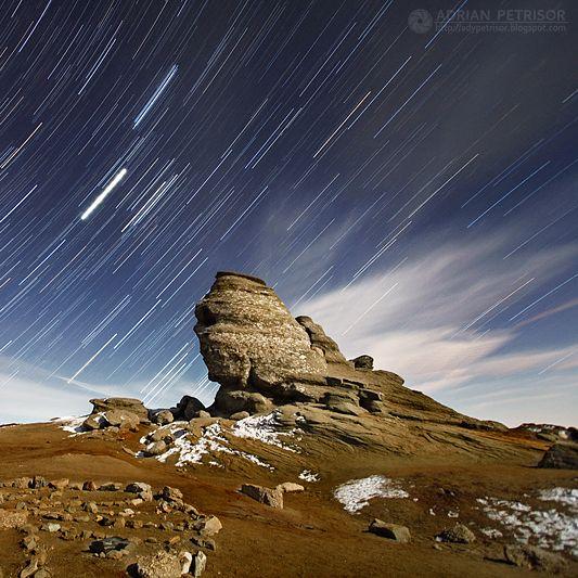 Great Landscapes, Romania,The spninx, sfinx, babe, The Bucegi Mountains