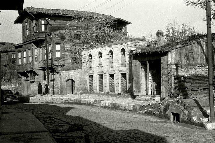 Eyüp / 1960′larKalenderhane Caddesi