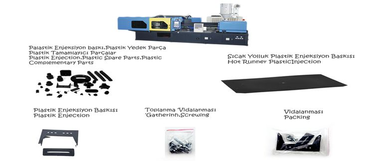 Plastik Enjeksiyon işleri