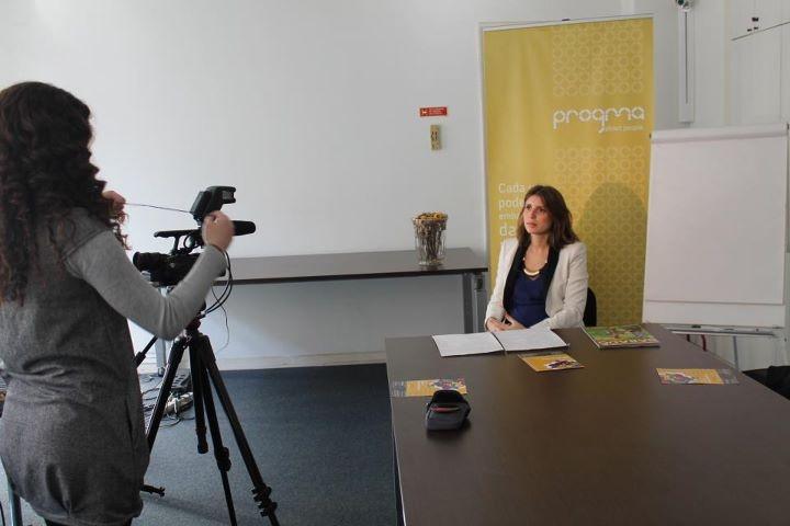 A nossa Coordenadora Pedagógica do Curso de Personal Branding foi hoje entrevistada pela Revista Sábado..  http://www.sabado.pt/Multimedia/Videos.aspx