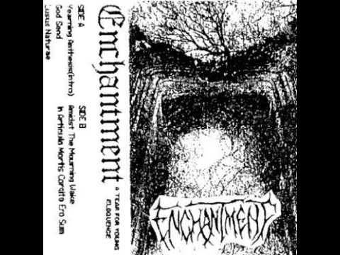 ENCHANTMENT - A Tear for Young Eloquence ◾ (demo 1993, UK death/doom metal)