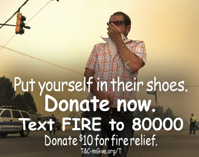 Donate to help CO wildfire relief efforts! #helpcoloradonow #waldocanyonfire #highparkfire #flagstafffire: Nonprofit Media, Mobiles Call, Wildfir Relief, Waldocanyonfir Highparkfir, Relief Effort, Highparkfir Flagstafffir, Helpcoloradonow Waldocanyonfir, Mobiles Donation