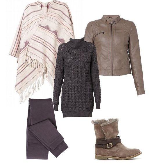 Look 5: Vero Moda, Only, Chika10