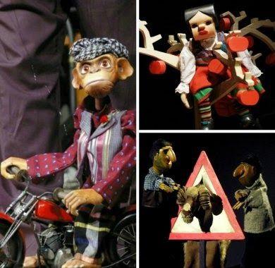 Venerdì 28 febbraio la partenza della stagione targata Is Mascareddas è arricchito dall'inaugurazione di una mostra permanente di pupazzi, burattini e marionette della compagnia padrona di casa.  #SpettacoliCagliari