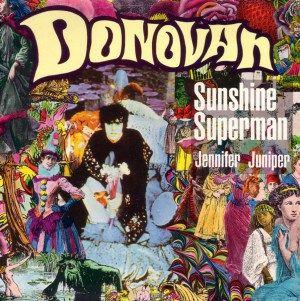 One of Donovan's Albums. Image courtesy of www.ukmix.org