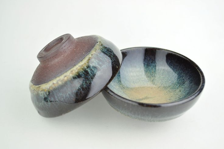 "Dragon's Eye ""Classic"" Glazed Tea Cup * 55ml * Set of 2"
