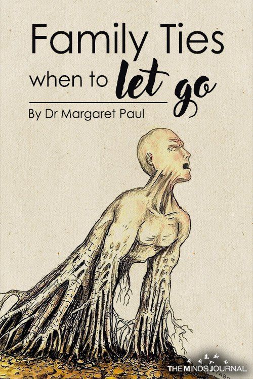 Household Ties – When to Let Go