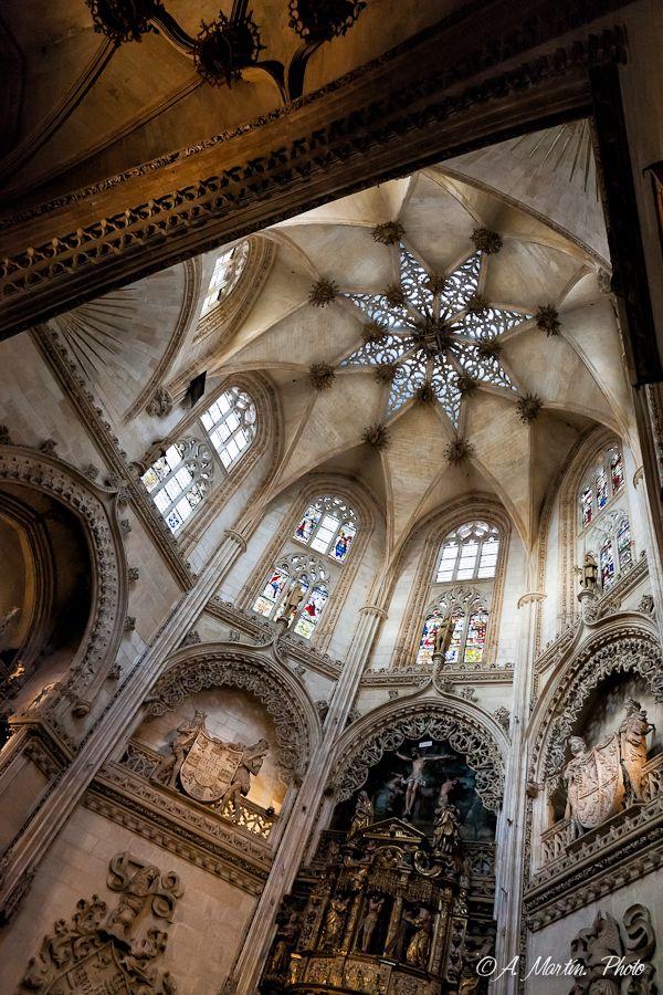 Catedral de Burgos by Agustín Martín Caravaca, via 500px