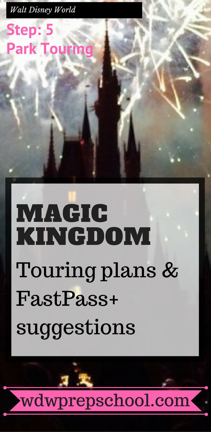 Confused about planning your day at Magic Kingdom? Read this FIRST to help minimize your waits | Walt Disney World | Magic Kingdom |Touring plans | FastPass+ suggestions