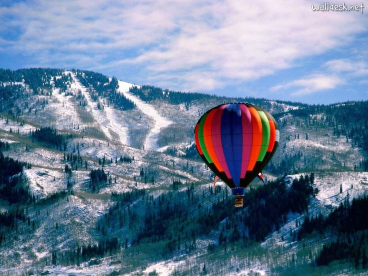 Have done but must do again with my family.: Bucketlist, Buckets Lists, Hotair, Colors, Beautiful, Balloon Adventure, Hot Air Balloons, Photo, Snowy Mountain