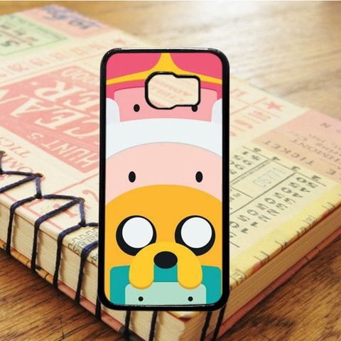 Adventure Time Totem CaseCartoon Samsung Galaxy S7 Case