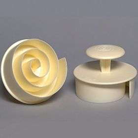 """Ateco 1473 - Four Ring Stamp - 1-1/4"""" Diameter x 3"""" T - Cookie Cutters - ZESCO.com"""