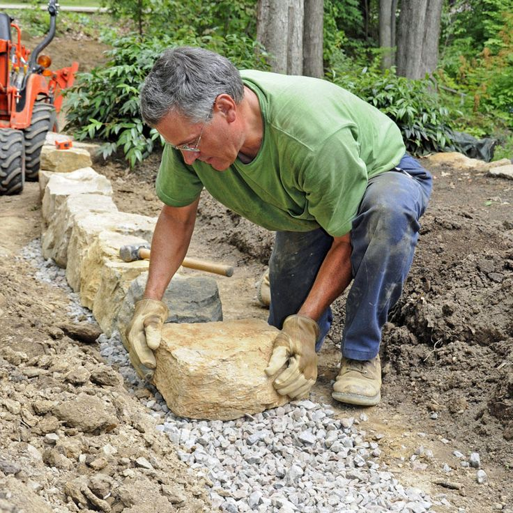 Gartenmauer bauen: Praktische Tipps und Tricks