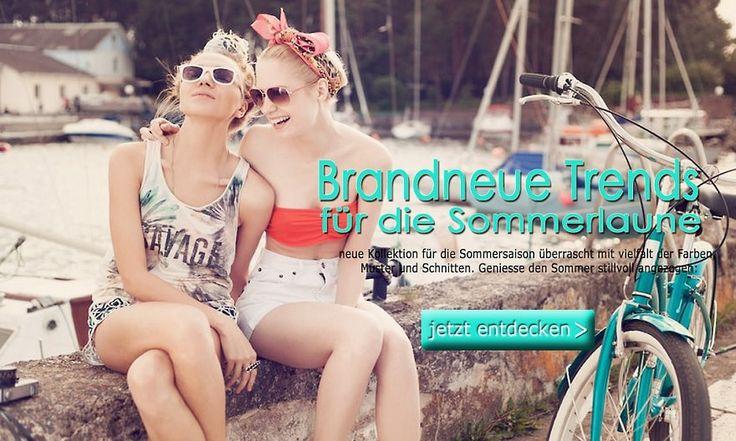 Sommerkleider online kaufen