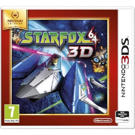 Star Fox 64 3D Game 3DS (Selects) The Star Fox team triumphantly returns to one of its greatest missions with the remake of Star Fox 64 in full 3D The entire Star Fox universe spreads out realistically into the depths of the Nintendo  http://www.MightGet.com/january-2017-13/star-fox-64-3d-game-3ds-selects-.asp