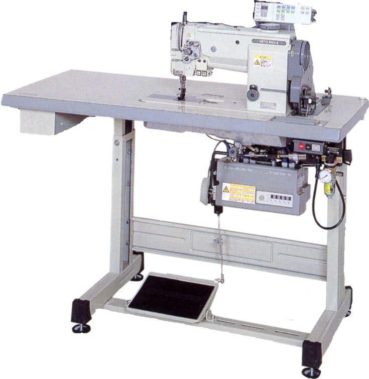 INDUSTRIAL SEWING MACHINES   Industrial sewing, Industrial ...
