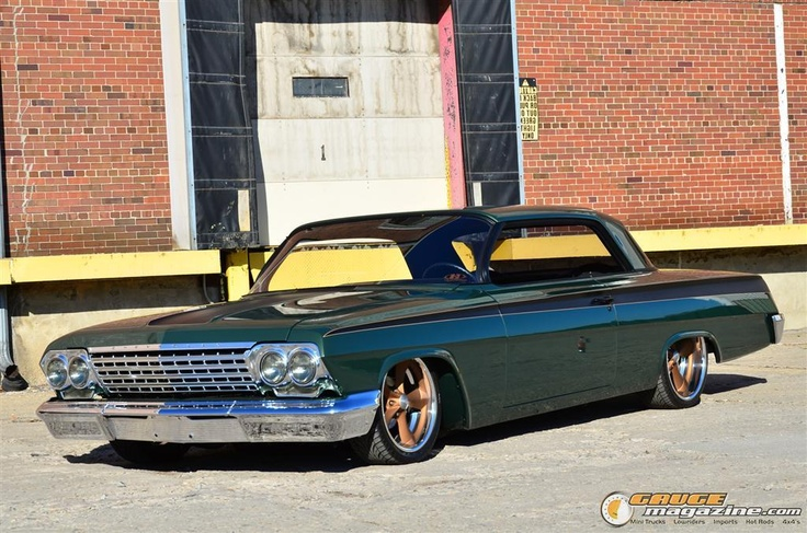 Mike Valadez 1962 Chevy Impala