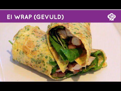 Ei wrap (gevuld) - Foodgloss - YouTube