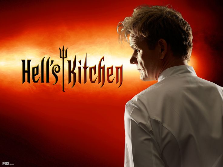 It's coming! Hell's Kitchen is one of the only shows still on during the summer but that's not why I love it.... Chef Gordon Ramsay really whips these would-be cooking super stars into shape and it's so awesome to see who rises up and who cracks under the pressure! (Wow ... there were a lot of cooking puns in there lol)