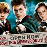 Plonger dans l'univers de Harry Potter, à Bruxelles.
