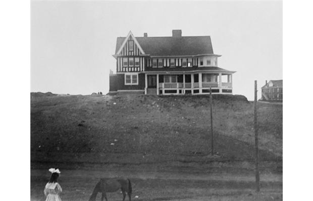 Mount Royal, 1910. The Young Home. Photo by: Courtesy, Glenbow Museum, Handout... Calgary Herald Article