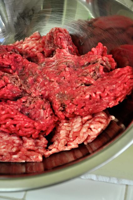Good Ol' Beef and Pork Burgers   The Candid Appetite