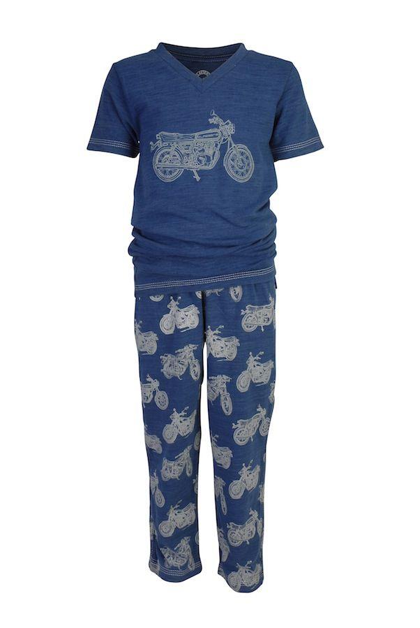 Claesen's pyjama voor jongen Motorcycle | #Claesens pj's Motorcycle for boys #nightwear #kids #kinderpyjama #jongenspyjama