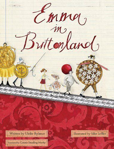 Emma in Buttonland by Ulrike Rylance