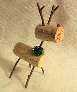 Recyclez vos bouchons, faites des décorations de Noël - Webzine Café Du Web