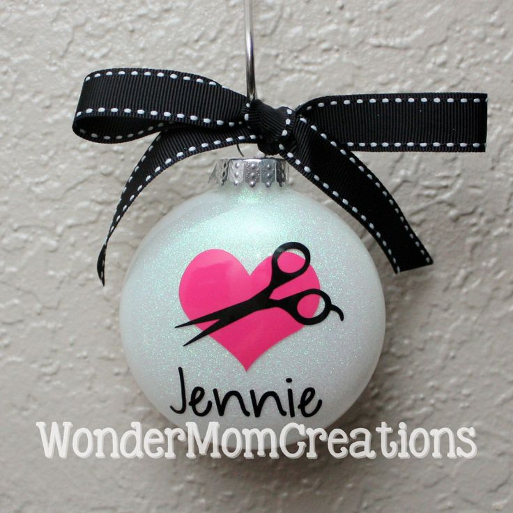 17 Best images about hairdressers ornaments on Pinterest ...