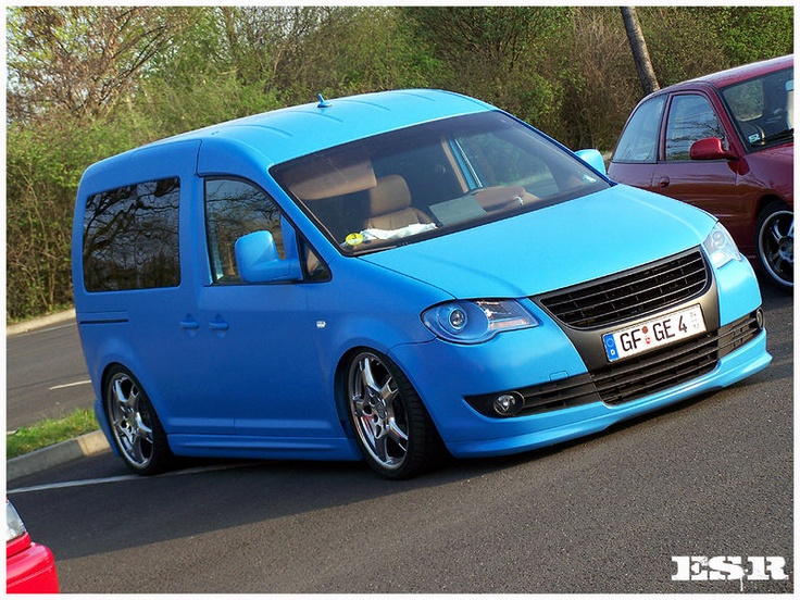vw Caddy Typ 2K (2005-present) picture appreciation thred - Mk3 Caddy Forum