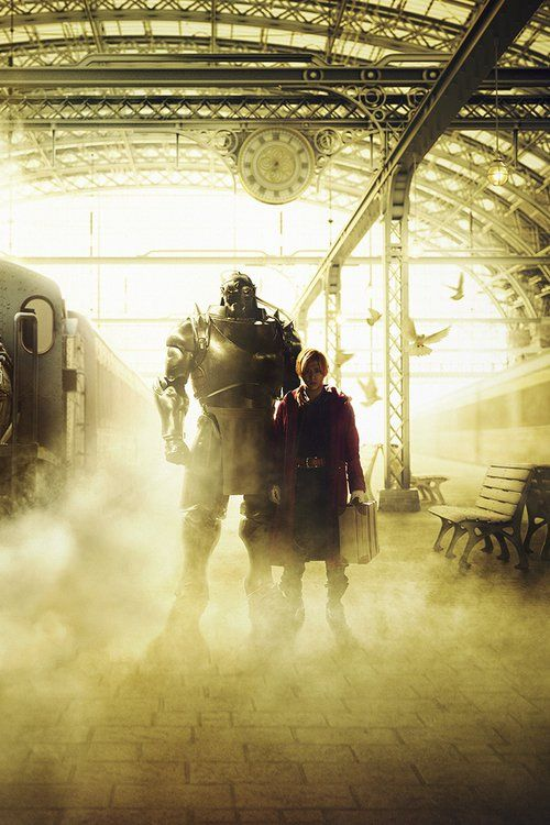 Fullmetal Alchemist (2017) Full Movie Streaming HD