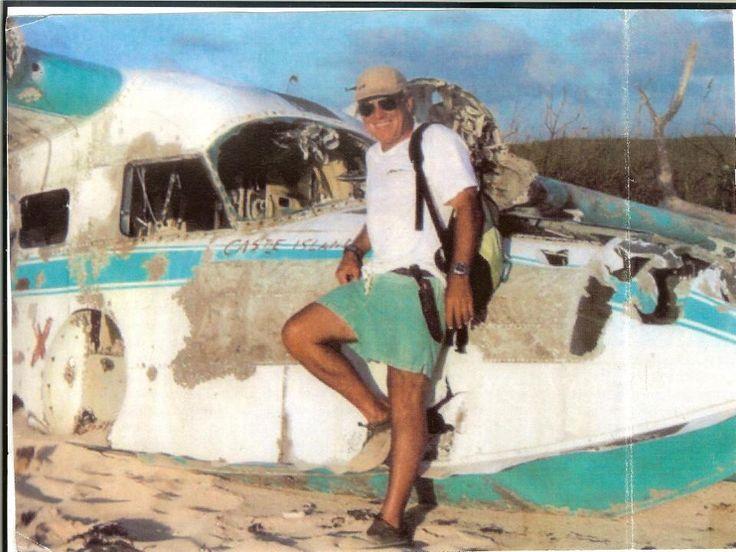 Jimmy Buffett and a wrecked Grumman Goose | Aircraft in ...