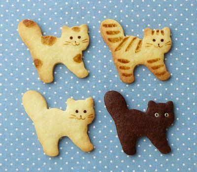 Occo Cookies ネコクッキー