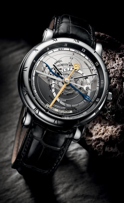 Ulysse Nardin Classic Trilogy   Watches for Men in 2019   Pinterest ... 989e3b80821