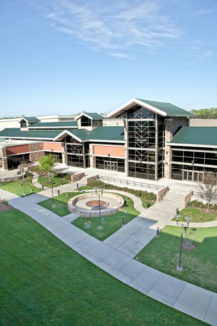 This is the north side of the Sevierville Convention Center.