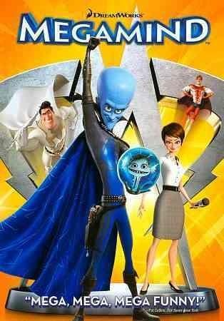 Notorious Metro City villian Megamind (voice of Will Ferrell) becomes an unlikely savior to the troubled metropolis after defeating beloved do-gooder Metro Man (voice of Brad Pitt) and creating a new