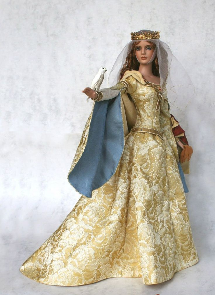 """Eleanor of Aquitaine, Queen of France, Queen of England"" 