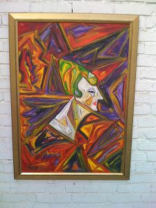 Silvio Michael Pasetti - Ölmalerei aus 1001 Nacht | Staffeleien Blog