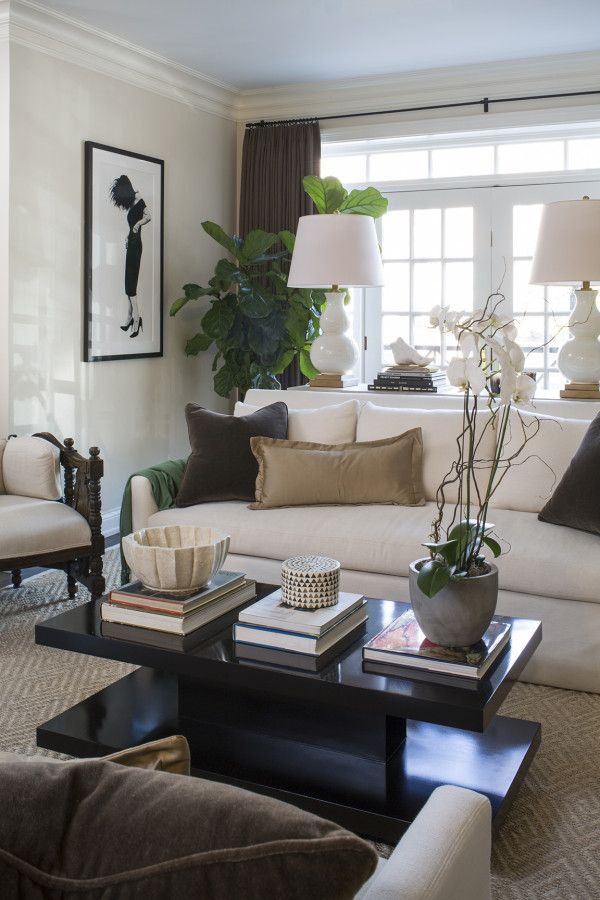 A Modern, Tailored Home By Wendy Labrum | La Dolce Vita