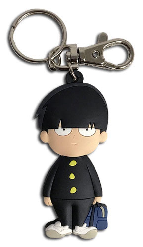 Anime Mob Psycho 100 Mobu Mob Shigeo Kageyama Arataka Reigen Dimple Keychain