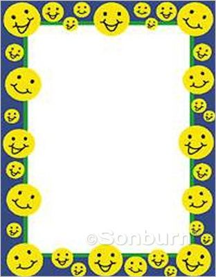 Happy Face Poster Board, 22x28, 10/Case